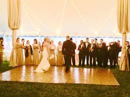 lorilyn u0026 matt u0027s backyard tent wedding bringing in the new year