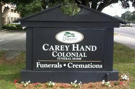 orlando funeral homes colonial chapel carey orlando fl funeral home agingcare
