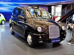 shanghai englon tx4 the london taxi page 3 china car forums