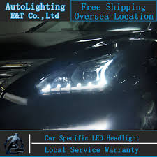 nissan altima 2005 headlight online get cheap altima projector headlights aliexpress com