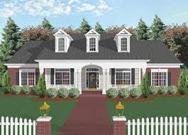 colonial style house plans mannington southern home plan 013d 0022 house plans and more