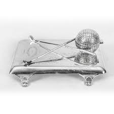 Silver Desk Accessories by Desk Accessories Desirable Desks