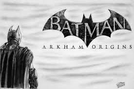batman arkham origins fan art drawing by lethalchris on deviantart