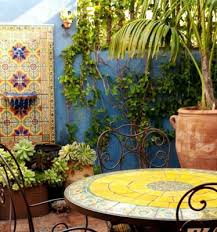 Mexican Patio Furniture by Integrating Outdoor Furniture And Accessories To Give Your Outdoor