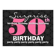 8 best 50th birthday party ideas pink and black images on pinterest