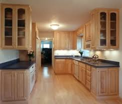 kitchen cabinets galley style kitchens cardea construction co 734 665 0234