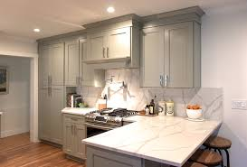 kitchen cabinets with crown molding 63 exles artistic types of crown molding for kitchen cabinets