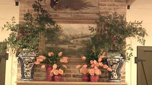 how to style a mantle with james farmer southern living youtube