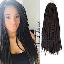 synthetic hair extensions box braids twist braids black with auburn hair braids 24inch