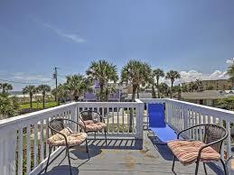 5br st augustine beach cottage w ocean homeaway saint