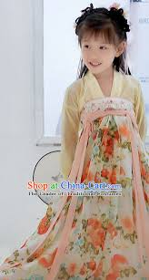 traditional dress hanfu costume china kimono robe ancient chinese