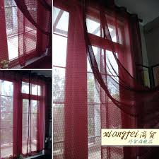 maroon curtains for bedroom burgundy curtains bedroom patterned leaf simple modern clearance