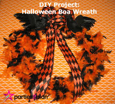 How To Make Halloween Wreath Diy Project How To Make A Halloween Wreath Parties2plan
