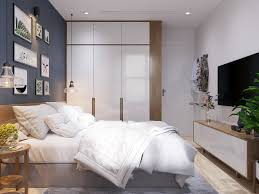 Scandinavian Bed Modern Scandinavian Home Concept Design Suitable For Young Family