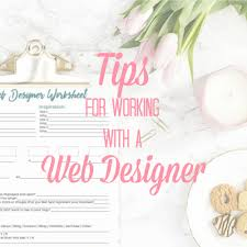 tips for working with a web designer the sits girls