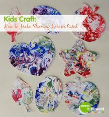 kinder class shaving cream art u2014 l u0027s art