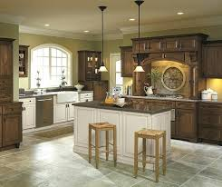kitchen cabinet wood colors kitchen cabinets wood colors rustic kitchen with dark maple stain