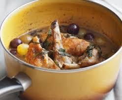 lapin cuisine marmiton lapin au raisin frais recette de lapin au raisin frais marmiton