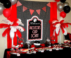 Black And Red Party Decorations Red Party Decorations Best Decoration Ideas For You