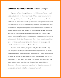 quote essay examples example autobiography essay examples of autobiography