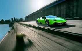 Lamborghini Huracan Green - download 2560x1600 lamborghini huracan green road timelapse