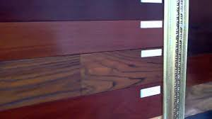 Purple Hardwood Flooring Zhongshan Solid Wood Flooring Factory Visit Youtube