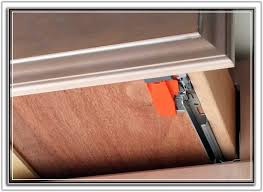 Replacement Drawer Slides For Kitchen Cabinets Download Page - Kitchen cabinet drawer rails