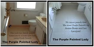 bathroom tile top how to paint ceramic tile floor in bathroom