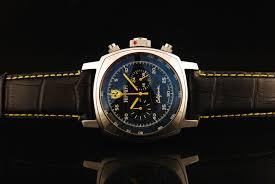 Ferrari California In White - hello panerai panerai ferrari california chronograph replica watch