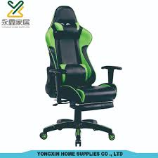desk chair gaming fashional pc reclining gaming adjustable office chair with