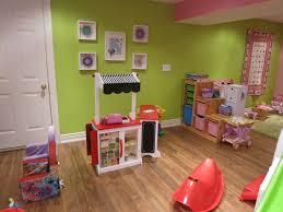 kids corner stage rain gutter book shelves kids playroom our
