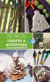 christmas bell activities and crafts for tots