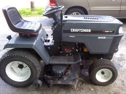 craftsman 25583 craftsman lawn mower tractor best choice your lawn mower