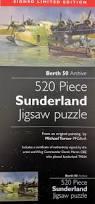 520 piece sunderland jigsaw puzzle limited edition pembroke