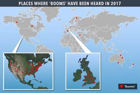 Alabama how fast does sound travel images Mystery as terrifying loud 39 booms 39 are heard all over the planet jpg