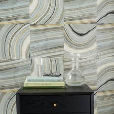 A Baker S Delight Oregon Tile Amp Marble by West Elm Strata Marble Tile Wall Paper Products I Love