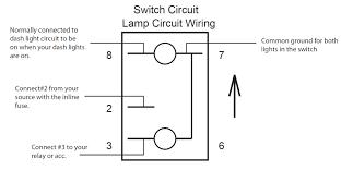 5 pin rocker switch wiring inside wiring toggle switch diagram