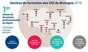 chambre de commerce et d industrie rennes formation chambre de commerce et d industrie de région bretagne