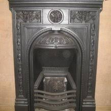 Victorian Cast Iron Bedroom Fireplace Bedroom Style Fireplaces