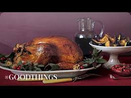 things how to prepare a thanksgiving turkey for roasting