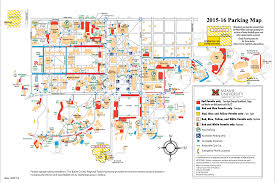 Usa Campus Map by Parking And Transportation Miami University