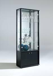 living room neptune 1 or 2 door glass display cabinet with