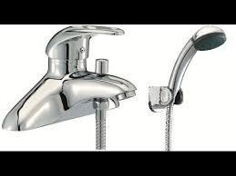 Bathroom Taps With Shower Attachment Bath Taps With Shower Attachment Thermostatic