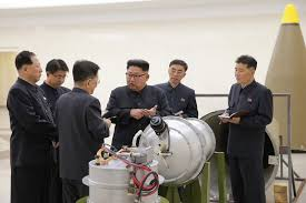 jobs for environmental journalists in tsar bomb north korea says it has developed hydrogen bomb to suit icbm