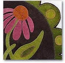 1048 best wool appliqué images on wool felt appliques