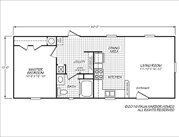 one story cabin floor plans
