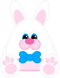 free printable easter bunny paper doll set the purple pumpkin blog