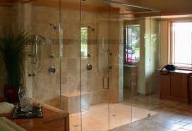Shower Partitions Dickey U0027s Glass Custom Glass And Mirrors Installed For Cincinnati