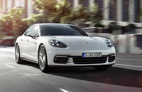 porsche panamera yachting blue porsche panamera hybrid variant with 462 hp joins lineup