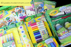 encouraging toddler creativity using crayola color wonder mess